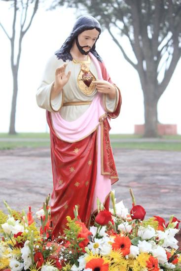 Padroeiro Coração de Jesus