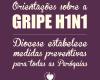 Medidas preventivas à Gripe H1N1