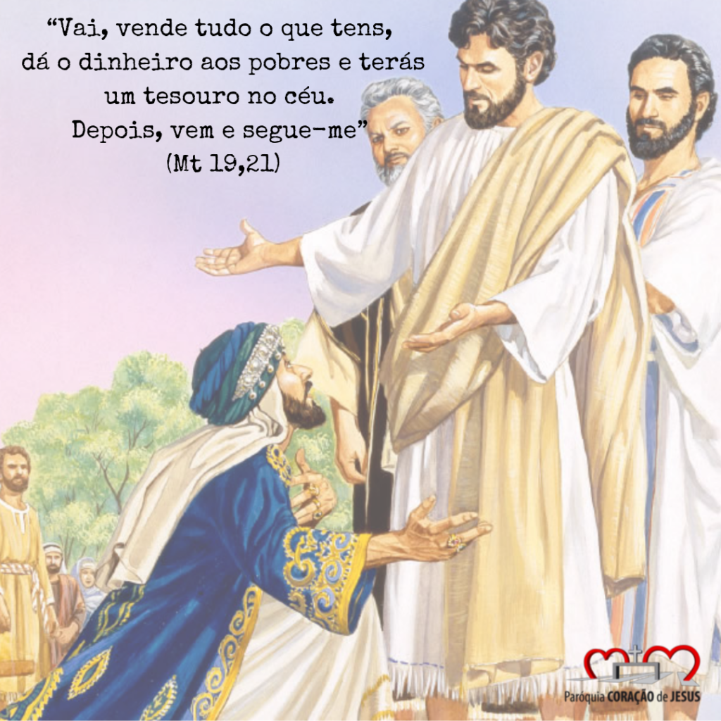Reflexão Do Pastor 19 08 Padre João Alves Paróquia Coração De Jesus